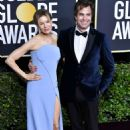 Renee Zellweger and Doyle Bramhall II – 77th Annual Golden Globe Awards in Beverly Hills