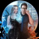 the Flash: Frost + Wells - 454 x 454