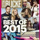 Paris Hilton - Seitenblicke Magazine Cover [Austria] (22 December 2015)