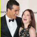 Jacob Artist and Bonnie Wright - 454 x 679