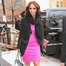 """Jennifer Love Hewitt - Promoting Her Book, """"The Day I Shot Cupid"""" In New York City - March 23, 2010"""
