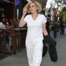 Shanna Moakler - The Proposition 8 March On Santa Monica Boulevard In Los Angeles 2009-05-26