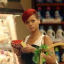 Rihanna - At Gelson's Supermarket In LA - June 22, 2010