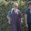 Amy Adams in Long Dress out in LA - 454 x 681