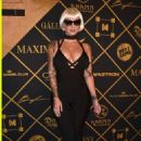 Amber Rose attends the 2016 MAXIM Hot 100 Party at the Hollywood Palladium in Los Angeles, California - July 30, 2016