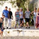 Katy Perry Out and About In Mykonos