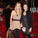 Cara Delevingne and older sister Poppy attend the 'Remember Me' film premiere at the Odeon Leicester Square on March 17, 2010 in London, England