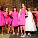 Rachel & bridesmaids