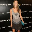 Julie Henderson - Blackberry Tour Launch Party At The Thomson Hotel LES On July 29, 2009 In New York City