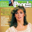 Margot Kidder - People Magazine [United States] (24 August 1981)