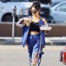 Vanessa Hudgens – Grabbing iced coffee in Los Feliz - 454 x 635