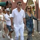 Mariah Carey and James Packer - 454 x 614