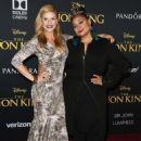 Raven Symone – 'The Lion King' Premiere in Hollywood - 454 x 617