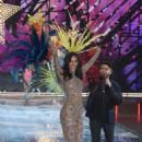 Cindy Bruna 2015 Victorias Secret Fashion Show Runway In Nyc