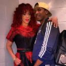 Stevie J and Faith Evans - 454 x 316