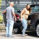 Luisa Zissman Out Shopping in Hertfordshire - 454 x 452