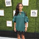 Samantha Logan – The CW Networks Fall Launch Event in LA - 454 x 697