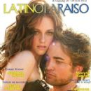 Kristen Stewart, Robert Pattinson - Latino Paraiso Magazine Cover [Russia] (23 July 2012)