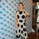 Lily James – Into Film Award 2019 at Odeon Luxe Leicester Square in London 04/03/2019