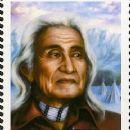 Chief Dan George  -  Wallpaper - 361 x 567