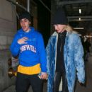 Hailey Baldwin and Justin Bieber – Out in New York