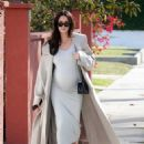 Nicole Trunfio – As she was seen out and about looking chic in LA