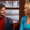 Lee Norris and Kristanna Loken