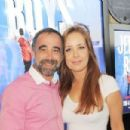 Michael Le Vell and Louise Gibbons - 454 x 302