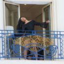 Nicole Scherzinger – Photoshoot In Cannes - 454 x 445
