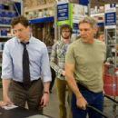 "Brendan Fraser as ""John Crowley,"" G.J. Echternkamp as ""Niles,"" and Harrison Ford as ""Dr. Robert Stonehill"" in CBS Films' EXTRAORDINARY MEASURES. © CBS Films, Inc. All Rights Reserved."