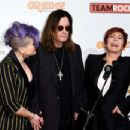 Ozzy & Sharon Osbourne at Classic Rock And Roll Honour 2014 Award Ceremony at Avalon on November 4, 2014 in Hollywood, CA
