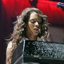 Alicia Keys - Performing Live In Concert In Miami, 25.05.2008.