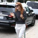 Julianne Hough – Shopping in West Hollywood - 454 x 681