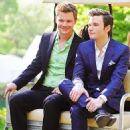 Chris Colfer and Will Sherrod - 454 x 554