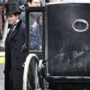 Bel Ami Filming Set in Budapest