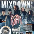 Brian 'Head' Welch, Fieldy, James 'Munky' Shaffer, Ray Luzier, Jonathan Davis - Mixdown Magazine Cover [Australia] (February 2014)