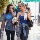 Joanna Krupa – Leaves Crunch Gym in West Hollywood - 454 x 681