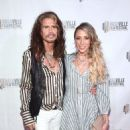 Steven Tyler attends the 49th Annual Nashville Film Festival - 'Steven Tyler: Out On A Limb' World Premiere on May 10, 2018 in Nashville, Tennessee - 454 x 529