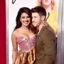 Priyanka Chopra and Nick Jonas : Premiere Of Warner Bros. Pictures' 'Isn't It Romantic