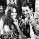 Sonny Shroyer and Catherine Bach