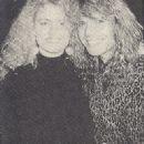 Rudy and Rebecca Sarzo