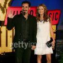 Serj Tankian and Angela Madatyan