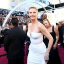 Charlize Theron At The 85th Annual Academy Awards (2013)