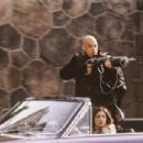 Asia Argento and Vin Diesel  in Columbia's XXX - 2002