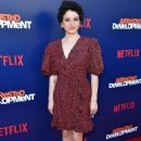 Alia Shawkat – Posing at Arrested Development Show Premiere Photocall In Los Angeles - 454 x 683