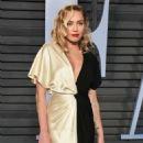 Miley Cyrus – 2018 Vanity Fair Oscar Party in Hollywood - 454 x 681