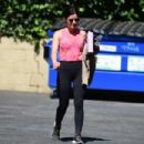 Lucy Hale – Out and about in Studio City