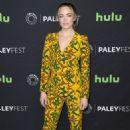 Caity Lotz- PaleyFest LA: CW's Heroes & Aliens in Hollywood 3/18/ 2017 - 454 x 681