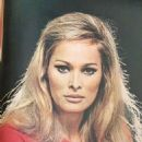 Ursula Andress - Los Domingos de ABC Magazine Pictorial [Spain] (15 September 1968) - 454 x 569