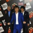 The Rolling Stones celebrate their 50th anniversary with an exhibition at Somerset House on July 12, 2012 in London, England - 312 x 480